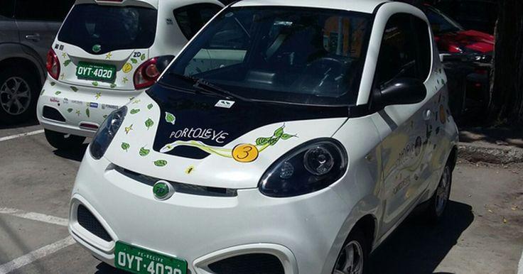 Compartilhamento de carros elétricos começa a funcionar no Recife