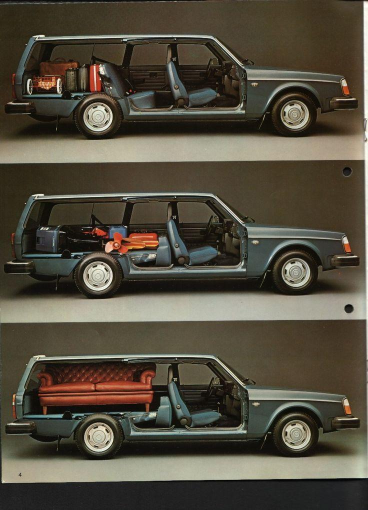 Бортжурнал Volvo 245 2.1 Turbo
