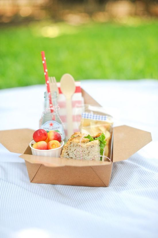 Ideas for picnic