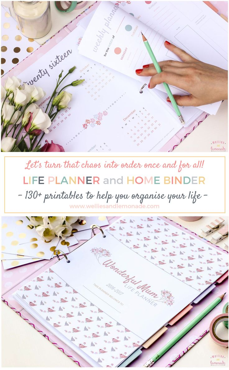 Pregnancy scrapbook ideas journaling - Wonderful Mum Home Binder And Life Planner Book Journaljournal Ideasbullet