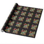 zombie wrapping paper  merry zombie christmas Gift Wrap http://www.planetgoldilocks.com/halloween/ZombiesScarycreatures.html  #zombies #christmas #wrappingpaper #shopping