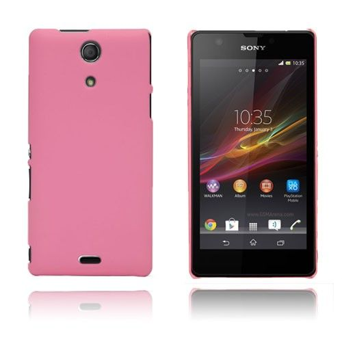 Smooth (Pink) Sony Xperia ZR Case