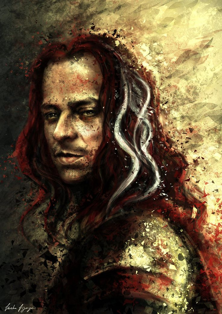 """If the day comes when you would find me again, give that coin to any man from Braavos and say these words to him - Valar Morghulis."" H'ghar by slashaline on deviantART"