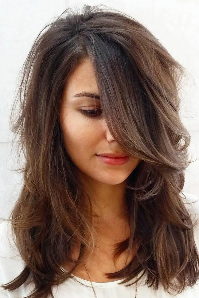medium haircut layers 25 best ideas about on 2423