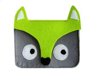 Freebook für eine Fuchs-KIndergartentasche (kleine Umhängetasche)