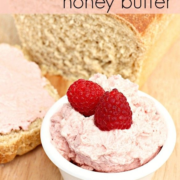 Raspberry Honey Butter Recipe | Oh Hi, Hon! | Pinterest
