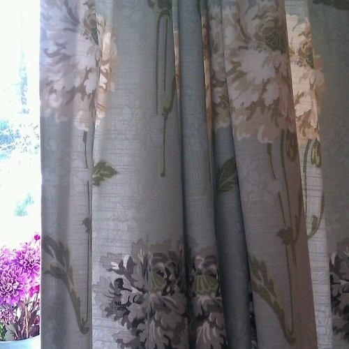 laura ashley curtains ebay laura ashley style. Black Bedroom Furniture Sets. Home Design Ideas