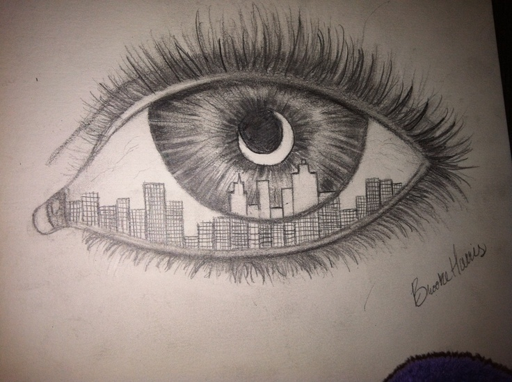 17 best ideas about really cool drawings on pinterest for Really cool drawing ideas