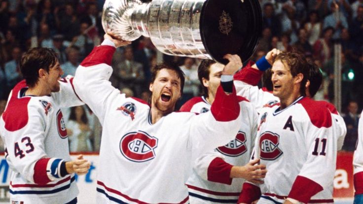 Patrick Roy: 100 Greatest NHL Players Clutch goaltender won two Stanley Cup titles with Canadiens, two with Avalanche, Vezina Trophy three times