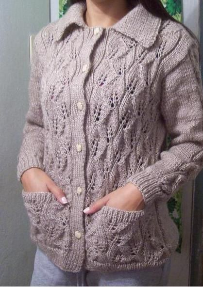 Sacos de se ora tejidos a dos agujas buscar con google - Puntos de lana a dos agujas ...