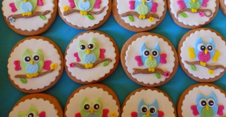 Μπισκότα με ζαχαρόπαστα για τη βάφτιση του μικρού σας - 4moms