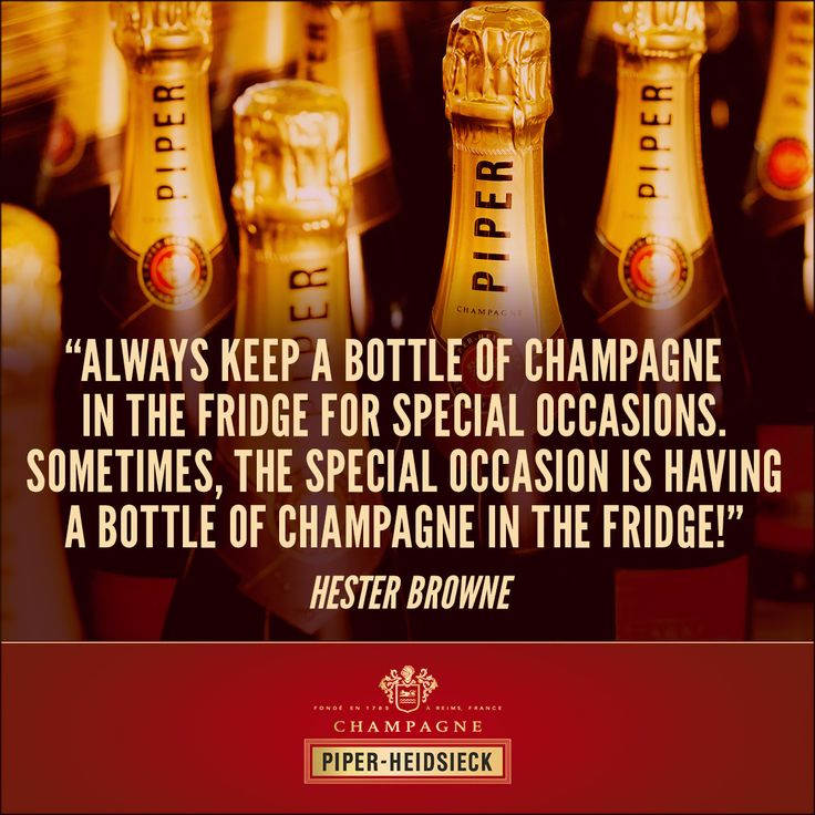 Champagne Tips and Quotes #champagne