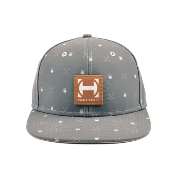 Unisex All Over Print Leather Patch Premium Hat  $55.95 CAD