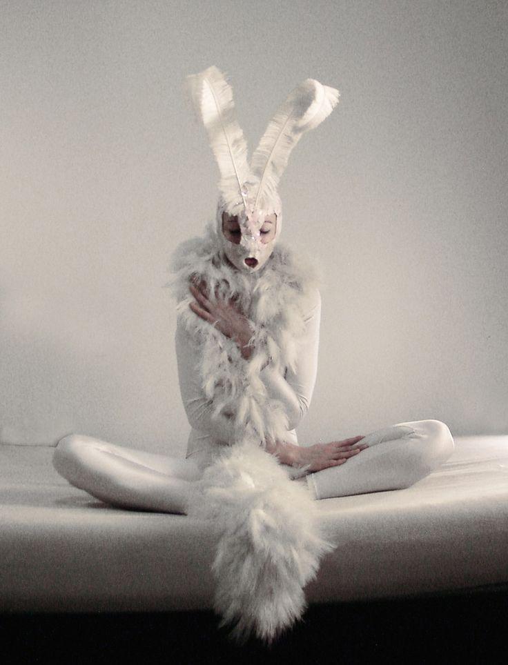 "Hara Katsiki, Costume design inspired by Pyotr Tchaikovsky's ""Swan Lake"""