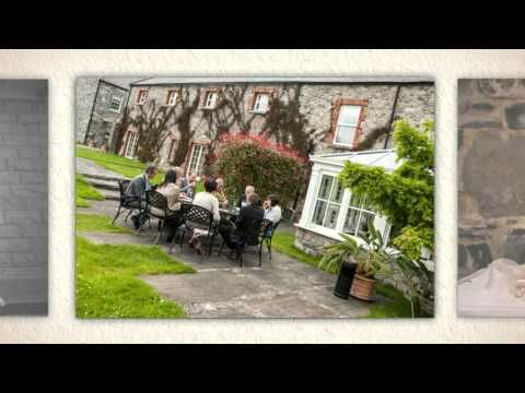 Andrea & John wedding at Ballymagarvey Village, Co.Meath - YouTube