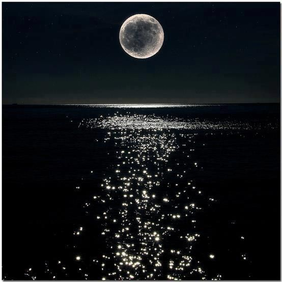 The Amazing Pictures » The Most Amazing Pictures On The Internet. » Amazing View Of Gianmarco Giudici, Luna, Moon Sea