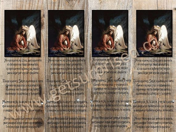 St. THERESA PRAYER CARDS. 12 Memorial Service by GetSurprised