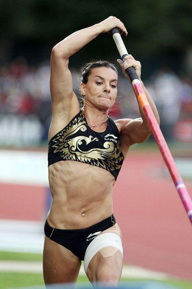 pole fucking russian vaulter