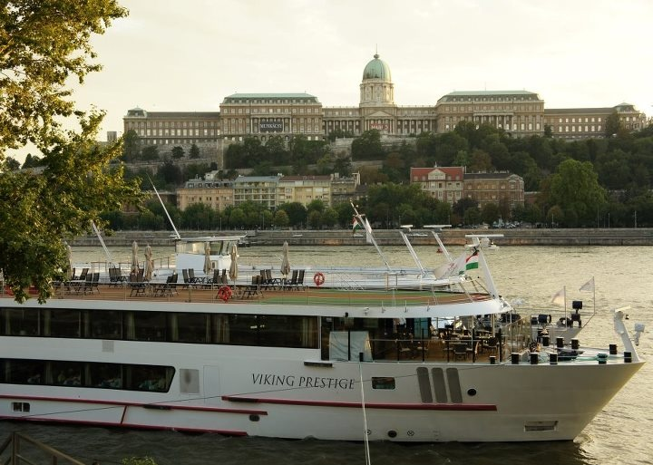 Viking Prestige ship | Danube river cruise at Budapest. View photos on our Facebook page https://www.facebook.com/BudapestPocketGuide #Budapest
