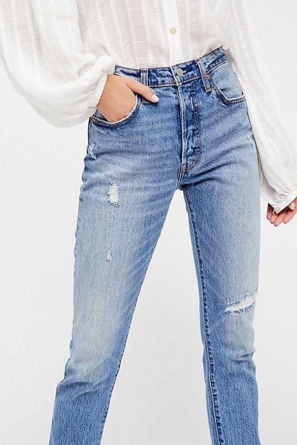 fcf7c19188815 Levi s 501 Skinny Jeans (22 colors!) in 2019