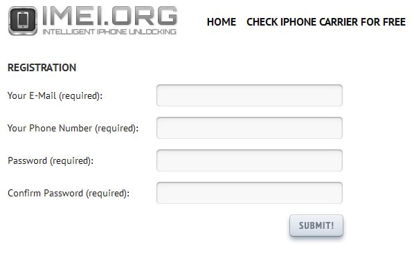 finding iphone via imei