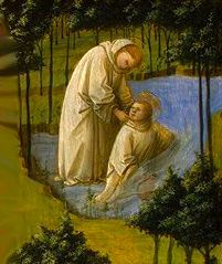 St. Placid and Companions pray for us.  Feast day October 5.