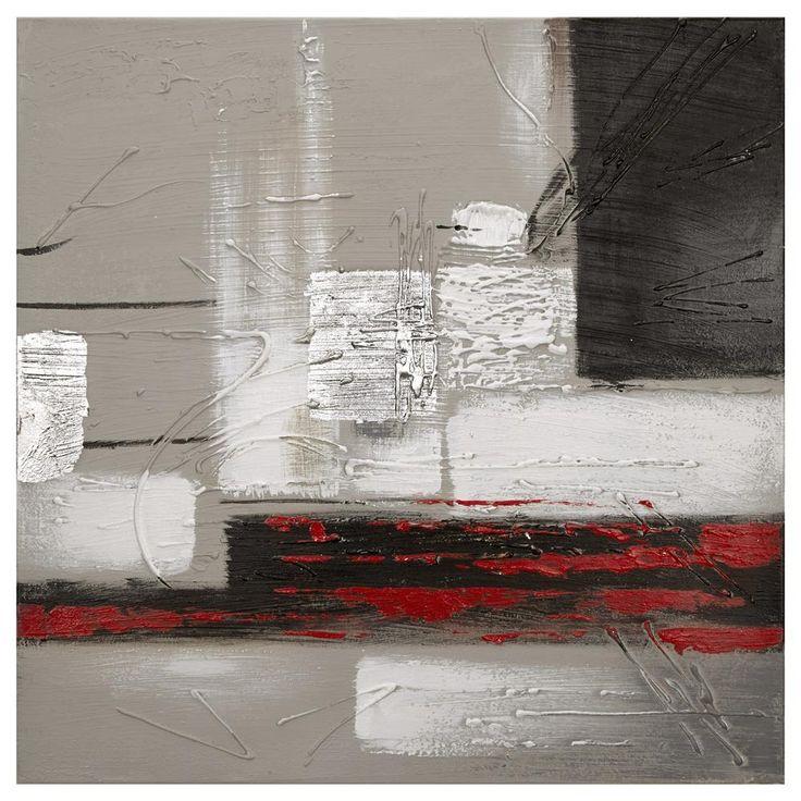 Les 25 meilleures id es de la cat gorie huile abstraite sur pinterest peint - Peinture a l huile abstraite ...