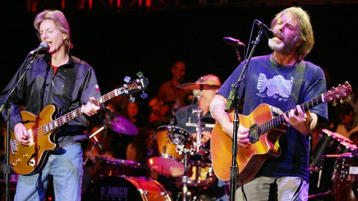 Grateful Dead Final Shows Will Be Available on Pay-Per-View Band's Fare Thee Well shows at Santa Clara and Soldier Field will also be available for online streaming