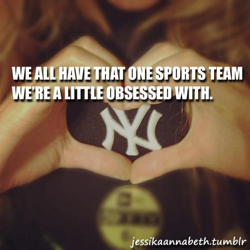 NY Yankees.... I'd say more than a little.