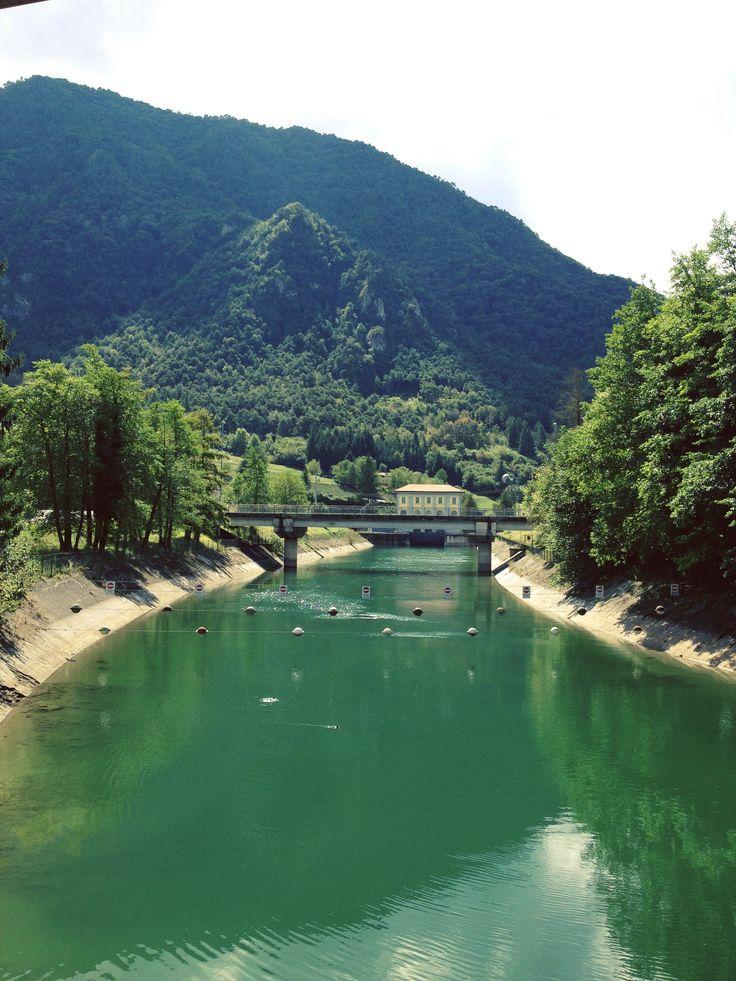 Italy - Idro lake