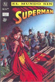 Resultado de imagen para el mundo sin superman