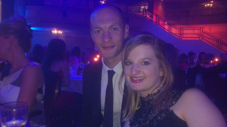 Toni, James and a little bit of Mary.   #PRWeekAwards 2014