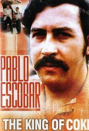 Pablo Escobar: King of Cocaine (1998)  1h | Documentary | TV Movie 12 December 1998    Incorporating never before-seen archival footage, home movies and interviews with family members, journalists and law enforcement officials, PABLO ESCOBAR: KING OF COCAINE tells the story ... See full summary »