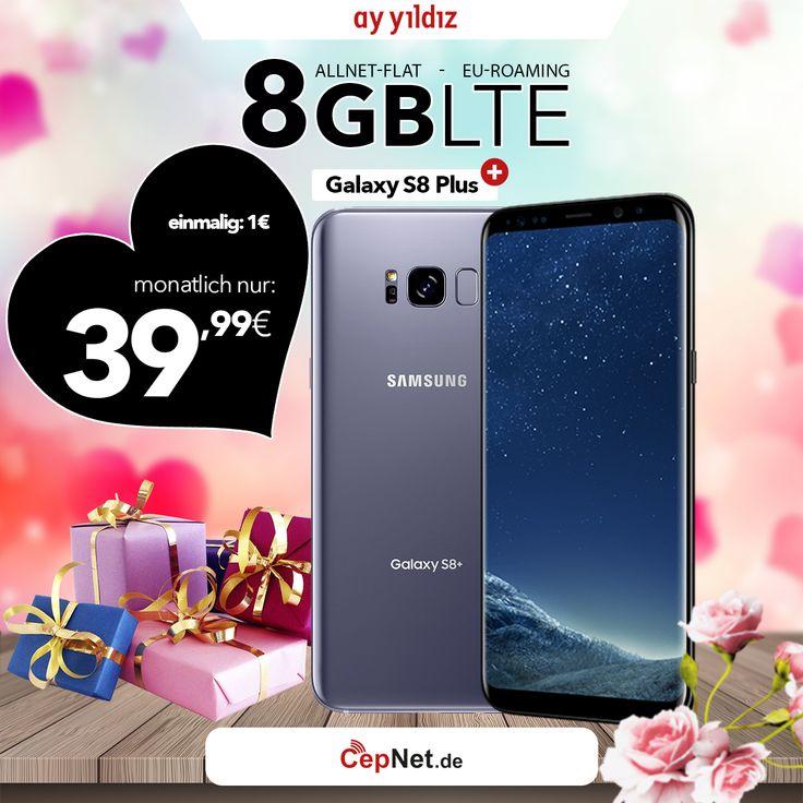 ❤💑🎁 Valentine's Day Sale  Samsung Galaxy S8 Plus 64GB mit günstigem ay yildiz Ay Allnet Plus HW10 Vertrag  👉👉 https://www.cepnet.de/smartphones/samsung/galaxy-s8-plus/?utm_source=cepnet_sosyal&utm_campaign=s8plus&bid=faa    #CepNet #Ayyildiz #Samsung #GalaxyS8Plus #Vertrag #WinterSale #Valentinesday #Deutschland #Valentinstag #Sale #Handy #Smartphone