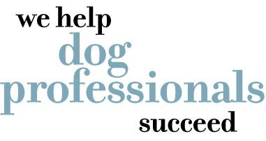 Dog Care Business support, consulting, classes and certification for dog trainers, walkers, pet sitters and doggie daycare