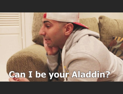 Lol if I was middle eastern I would always use this pick up line