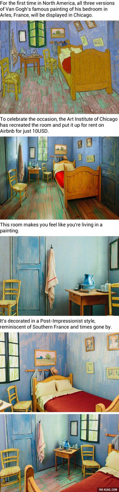 Painting The Bedroom 17 Best Ideas About Van Gogh Bedroom Painting On Pinterest Van