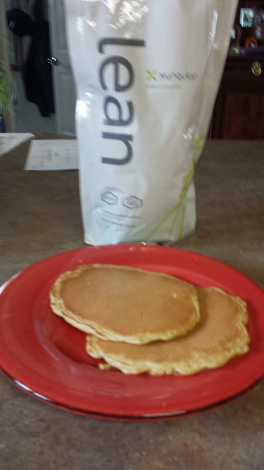 What if you could eat a pancake and it was pure protein and super delicious?! Well you can!