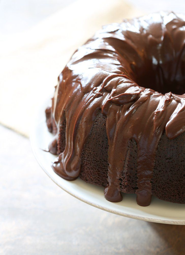 The Best Chocolate Bundt Cake - Inquiring Chef
