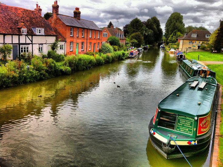 CANAL NARROW BOATS | HOME: ...BOATS: Canal Boats - Narrow Boats. / Hungerford, Berkshire