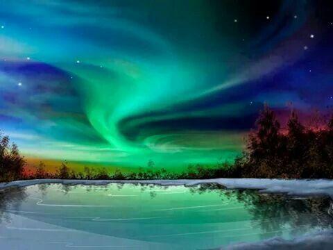 Aurora Borealis...Alaska