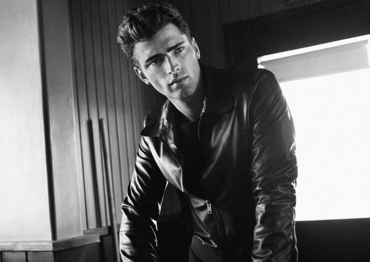 Sean OPry for ZaraBut, Zara Fallwinter, Detox Water, Jon Kortajarena, Ads Campaigns, Leather Jackets, Sean O' Pry, Male Models, Sean Opry