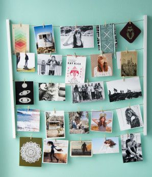 Hanging Photo Display - Aéropostale®