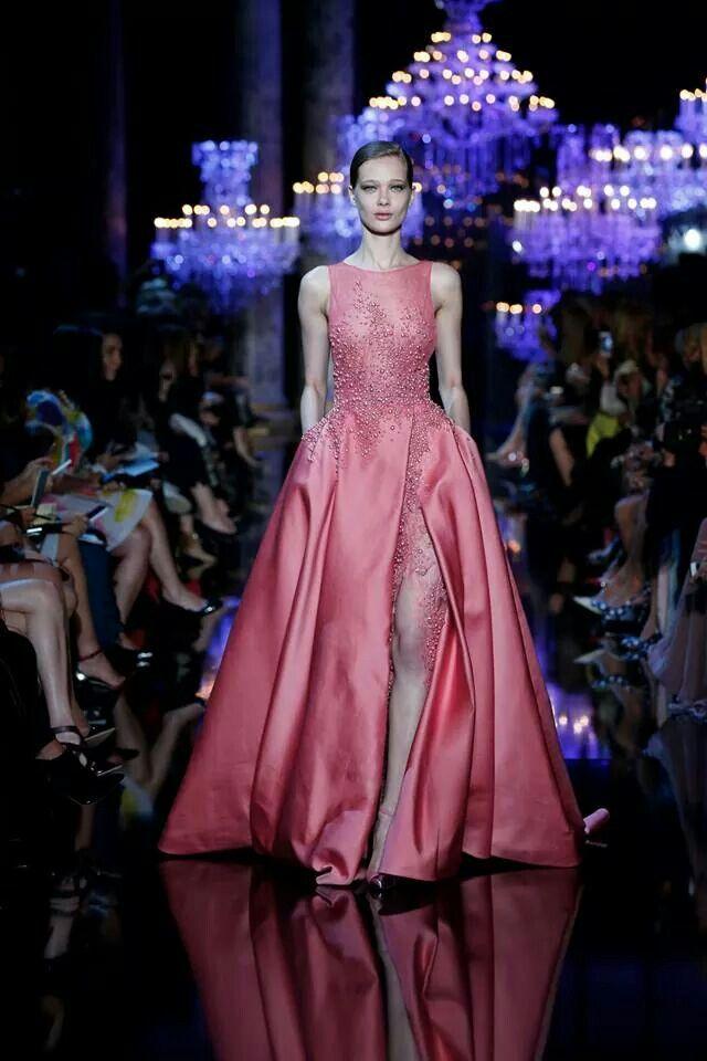 Mejores 105 imágenes de elie saab en Pinterest   Calle, Couture y ...
