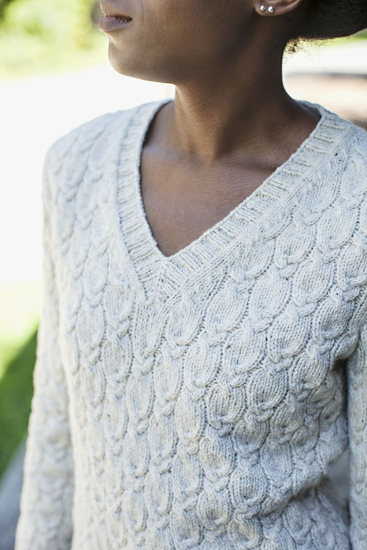Emery pullover from Brooklyn Tweed