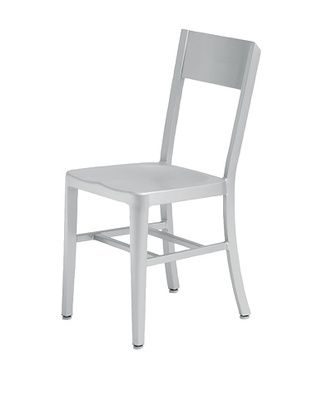 46% OFF Industrial Chic Tribecca Chair, Aluminum