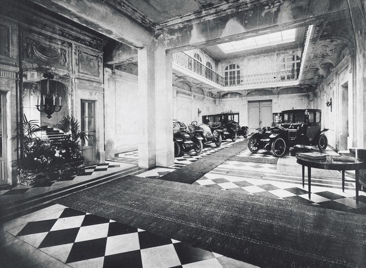 1920 Magasin Renault des Champs-Elysées