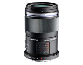 「M.ZUIKO DIGITAL ED 60mm F2.8 Macro」 デザインモックアップ