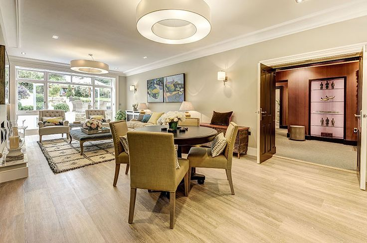 Turnstone Group - Hamilton Terrace, St John's Wood, London NW8