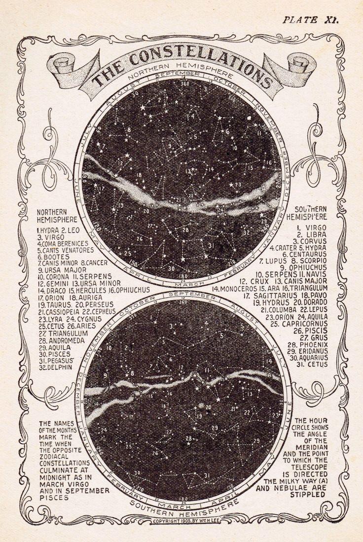Best  Star Chart Ideas On Pinterest Tibetan Mandala Space - Los angeles map to the stars